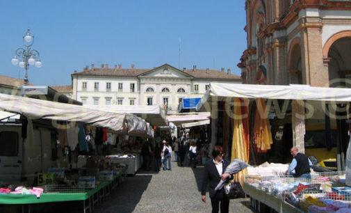 VOGHERA 11/03/2020: Il Comune sospende il mercato settimanale. Attivato anche il protocollo di sostegno per i soggetti fragili