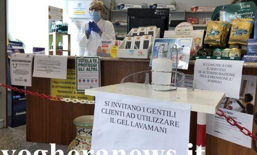 """VOGHERA 25/03/2020: Farmacie comunali attive ma a """"porte chiuse"""". Centro Multiraccolta chiuso fino al 3 aprile"""