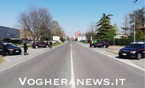 """VOGHERA OLTREPO 09/04/2020: Coronavirus. In arrivo posti di blocco """"pesanti"""" dei Carabinieri per bloccare gli spostamenti per Pasqua e Pasquetta"""