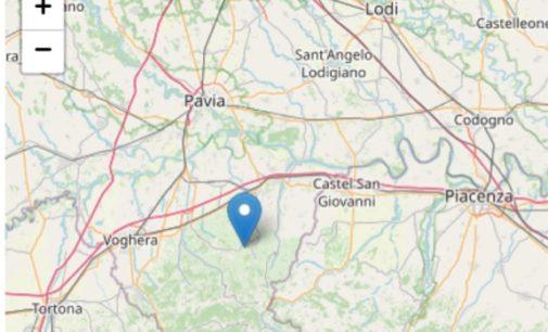 BRALLO MONTALTO 19/04/2020: Altri due terremoti. Questa volta l'epicentro è in provincia di Pavia: in Oltrepo Pavese
