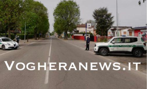 VOGHERA 19/04/2020: Coronavirus. Controlli stradali della polizia locale. Sanzionato un pavese