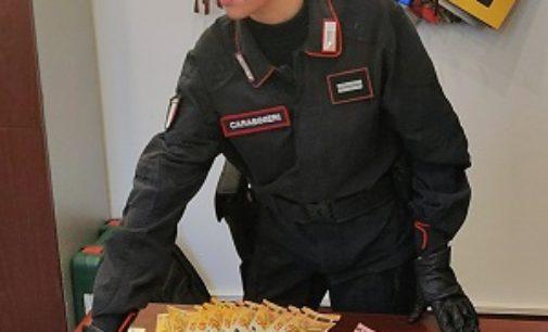 GIUSSAGO 21/04/2020: Carabinieri al lavoro tra arresti di spacciatori e buone azioni