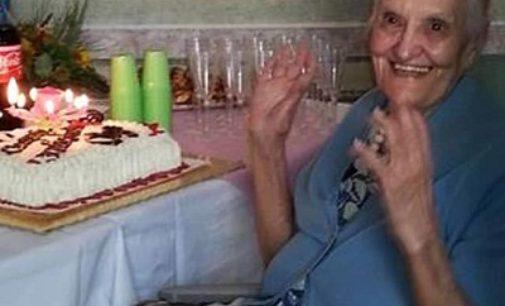 CASEI GEROLA 28/04/2020: Scomparsa Olga Montagna Garbelli. È stata la maestra del paese