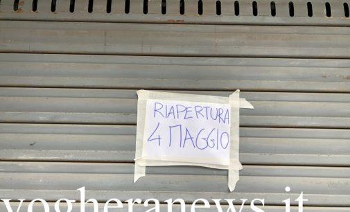 """VOGHERA 30/04/2020: Coronavirus """"Fase 2"""". La protesta di Estetiste, Parrucchieri, Tatuatori, Barber Shop per il divieto di aprire il 4 maggio"""