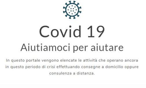 VOGHERA 11/04/2020: Coronavirus economico. Nasce il portale che raggruppa le piccole attività che continuano ad operare facendo consegne a domicilio o altri servizi