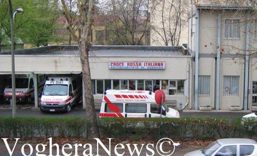 VOGHERA 26/04/2020: Oggi un concerto omaggio sul tetto della Croce Rossa per medici infermieri e soccorritori