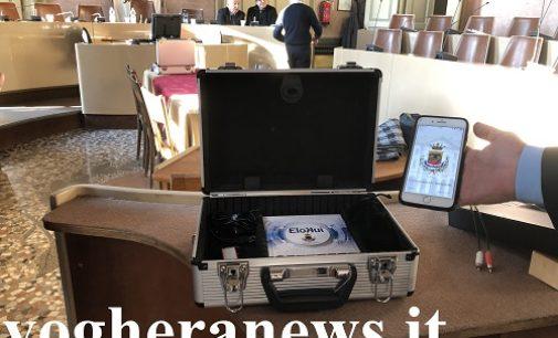VOGHERA 20/04/2020: Il consiglio comunale si farà senza riunirsi a Palazzo Gounela. Sarà per la prima volta in Videoconferenza
