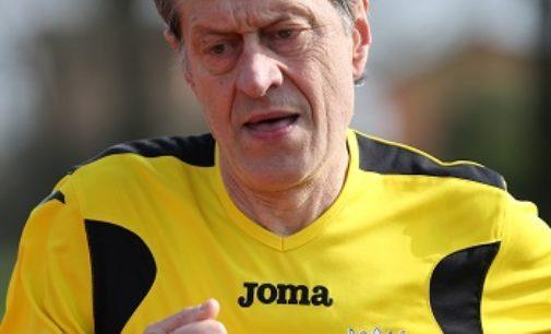 VOGHERA 22/04/2020: Aldo Gisco. La grande passione e l'esperienza nell'atletica sempre con la maglia giallonera dell'Us Scalo