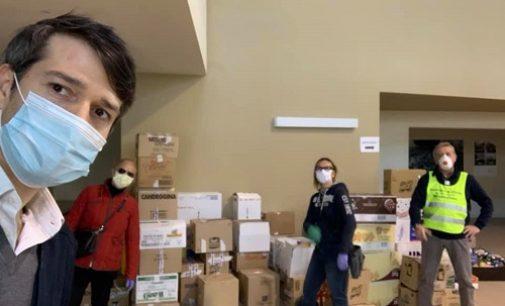 """VARZI 24/04/2020: Avviata da Comune e Sov la """"Colletta alimentare"""" per in varzesi in difficoltà a causa del Covid-19"""