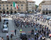 VOGHERA 30/05/2020: Centinaia in Duomo e in piazza per l'ultimo saluto a Giacomo Jon