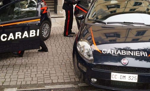 BRONI CASTEGGIO 25/05/2020: Carabinieri aiutano una coppia a far nascere il loro bambino in auto