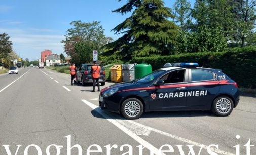VOGHERA 15/10/2020: Controlli stradali. I carabinieri arrestano pregiudicato che deve scontare una pena per truffa