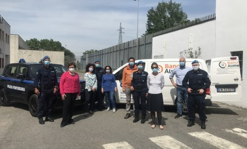 VOGHERA 19/05/2020: Anche agenti e i detenuti della Casa circondariale donano beni di prima necessità al Banco Alimentare