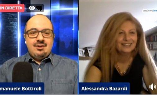VOGHERA 21/05/2020: Coronavirus. Politica del Pd. Impianto a Biometano. L'intervista di VogheraNews ad Alessandra Bazardi