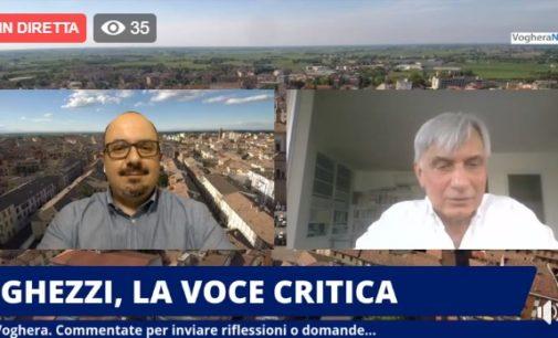 VOGHERA 07/05/2020: Coronavirus. Impianto Biogas. La Città. L'intervista al consigliere comunale di opposizione Pier Ezio Ghezzi