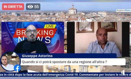 """VOGHERA 15/05/2020: Coronavirus ma non solo. La nuova intervista al sindaco Carlo Barbieri. """"La settimana prossima nuova distribuzione di mascherine"""""""