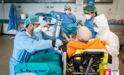 PAVIA VOGHERA 22/05/2020: Coronavirus. La Lombardia: 223 milioni per il 'bonus' a medici, infermieri e operatori sanitari