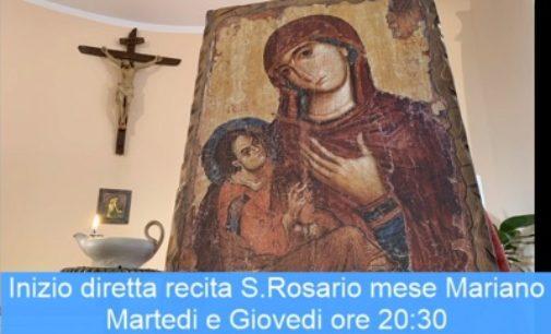 VOGHERA 06/05/2020: Dalla Chiesa vogherese anche due momenti di preghiera la settimana in diretta web