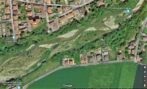 VOGHERA 11/05/2020: Erosione delle sponde dello Staffora. Dopo il lockdown possono partire i lavori di rafforzamento