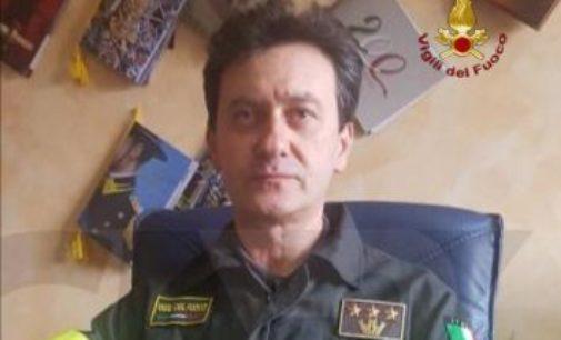 PAVIA 30/06/2020: Cambio al vertice. Il Comandante della caserma dei pompieri lascia Pavia. Arriva Dadone