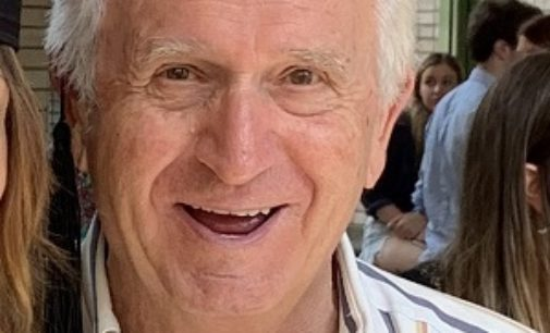 VOGHERA 07/06/2020: Scomparso il vogherese Mario Nani. Ex operaio dell'Ogr era appassionato di sport e volontario al Cai