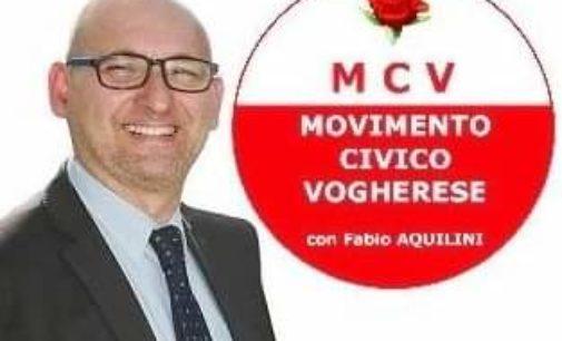 VOGHERA 24/06/2020: Elezioni. Aquilini. Il Movimento Civico Vogherese si autofinanzia