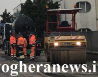 PAVESE OLTREPO 05/06/2020: Strade. Partiti lavori e asfaltature. Cantieri provinciali a Corvino Robecco Broni Godiasco Mezzanino