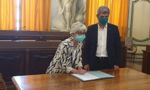PAVIA 24/06/2020: La città ha il nuovo assessore al Bilancio. E' Mara Torti