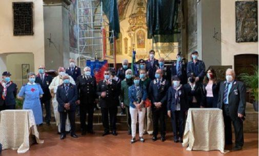 """VOGHERA 10/06/2020: 206 anni dell'Arma. Cerimonia dai Frati per i Carabinieri """"francescani"""""""