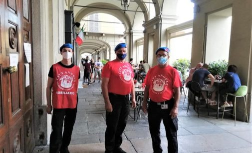 VOGHERA 28/06/2020: Sicurezza e solidarietà. Sono sbarcati a Voghera a City Angels