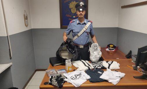 GARLASCO 11/06/2020: Tre pavesi presi dai carabinieri dopo il furto in un negozio