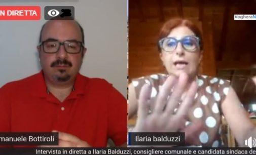 """VOGHERA 24/06/2020: L'intervista a Ilaria Balduzzi (Pd). """"Voglio far tornare alla buona politica i cittadini rifugiati nell'astensionismo"""""""