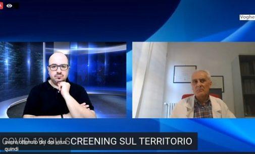 """VOGHERA 05/06/2020: Coronavirus e Test sierologici. L'intervista con l'esperto Massimo Maiola: """"Nei nostri dati risulta positivo il 20% dei soggetti testati. Una percentuale elevata che non mi aspettavo"""""""