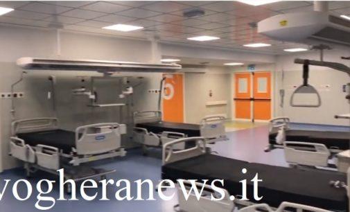 VOGHERA 22/06/2020: Ecco com'è il nuovo Pronto Soccorso (IL VIDEO esclusivo). Sebbene terminato ma inattivo è stato un baluardo per la lotta alla pandemia di Coronavirus