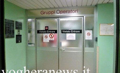 VOGHERA 26/06/2020: Post picco Coronavirus. Riprende l'attività operatoria in Ospedale. Esami e Tamponi ai pazienti