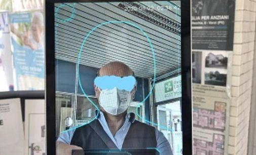 VOGHERA 23/06/2020: L'ospedale post fase acuta del Covid. Sempre più aperture ma con tante precauzioni
