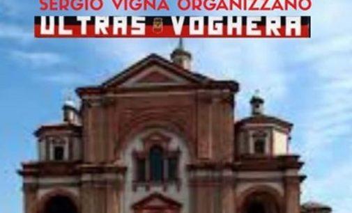 VOGHERA 03/06/2020: Domenica Ultras in piazza Duomo per ringraziare chi ha combattuto il Coronavirus e ricordare le sue vittime