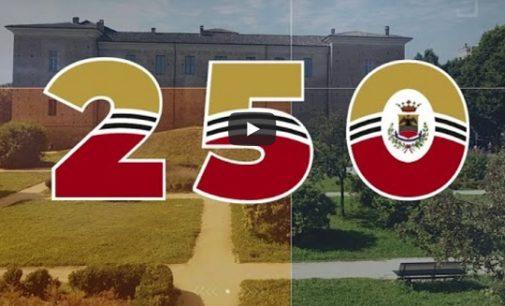 """VOGHERA 23/07/2020: """"250 anni dalla carta al drone"""". Ecco il VIDEO per festeggiare il nobile compleanno della """"Città"""" iriense. Questa mattina la presentazione"""