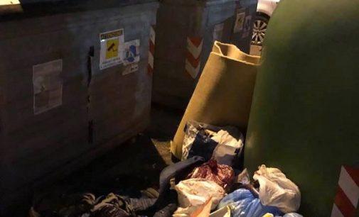 VOGHERA 28/07/2020: Immondizia lasciata fuori dai cassonetti. La proposta di Botteri. La Polizia locale vada a bussare ai condomini dei palazzi vicini e verifichi se hanno il tesserino