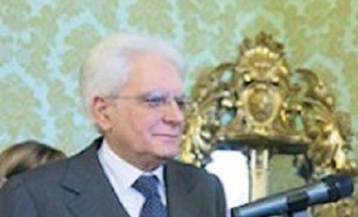PAVIA 14/07/2020: lI Presidente Mattarella a Pavia per i 660 anni dell'Università