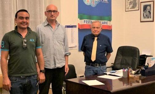 VOGHERA 14/07/2020: Elezioni. Accordo al centro fra Movimento Civico Vogherese e l'UDC