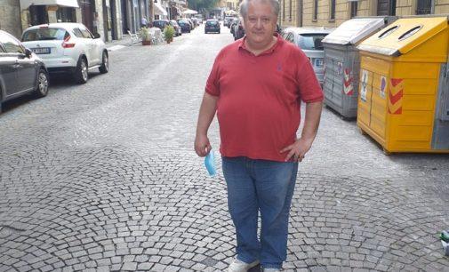 """VOGHERA 08/07/2020: Verso la conclusione il cantiere sulla via Emilia. L'assessore. """"Siamo in anticipo di quasi un mese sul cronoprogamma originario"""""""