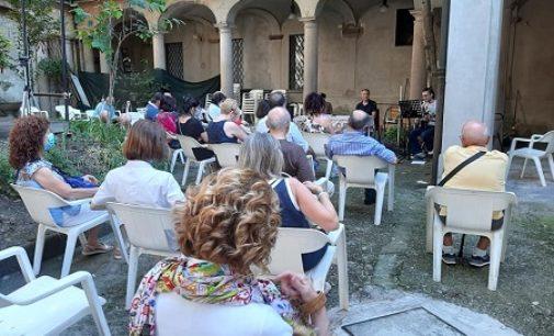 VOGHERA 08/07/2020: Doppio evento al Giardino delle Idee di VogheraE'