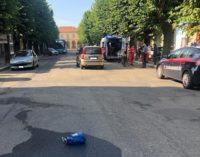 CASTEGGIO 27/08/2020: Minaccia di darsi fuoco sull'autobus. I Carabinieri denunciano 30enne