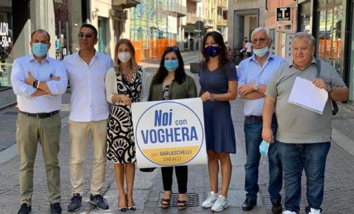 """VOGHERA 21/08/2020: Elezioni. Un'altra lista civica appoggia Paola Garlaschelli. Arriva """"Noi con Voghera"""" di Gloria Chindamo"""