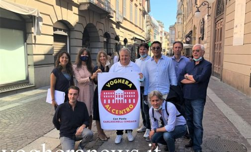 """VOGHERA 07/08/2020: Elezioni. Salerno porta a Garlaschelli la sua lista civica. """"Solo il centrodestra può tutelare a pieno gli assi portanti della nostra vita"""""""