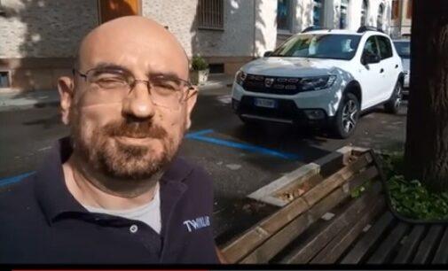 CASTEGGIO 16/11/2020: Il videomaker Simone Delù ancora in gara con dei cortometraggi
