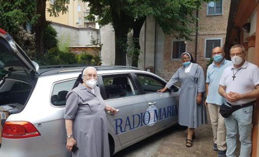 VOGHERA 19/08/2020: Le Suore Agostiniane in diretta su Radio Maria