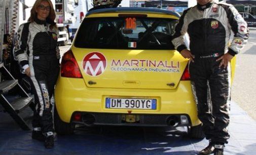 SALSOMAGGIORE 05/08/2020: Rally. 'Tigo' Salviotti brilla a Salsomaggiore. Magro però il bottino per la Efferremotorsport