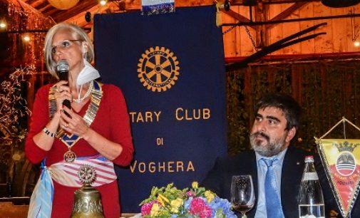 VOGHERA 15/09/2020: Mercedes Orrico è la nuova presidente del Rotary Club Voghera